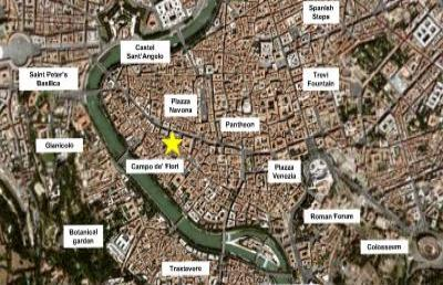 VacationsFRBO Rome Vacation Rentals Property ID 27396 Pellegrino