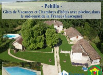 VacationsFRBO Lot-et-Garonne Vacation Rentals Property ID 27951 Gîtes de Pehillo