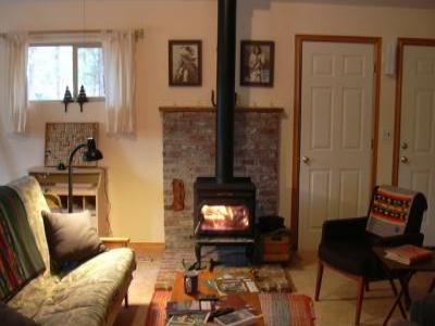 VacationsFRBO Lapine Vacation Rentals Property ID 28748 Cabin in the Pines