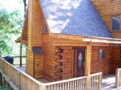 VacationsFRBO Branson Vacation Rentals Property ID 28805 Little Bear Cabin