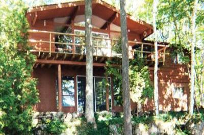 VacationsFRBO Tobermory Vacation Rentals Property ID 29169 Miller Lake Chalet