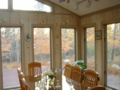 VacationsFRBO Gouldsboro Vacation Rentals Property ID 29435 Big Bass Lake Rental