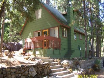 VacationsFRBO Shaver Lake Vacation Rentals Property ID 29667 Shaver Lake Rental soothing waters