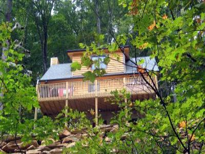 VacationsFRBO Hendersonville Vacation Rentals Property ID 29881 Black Beary Cabin
