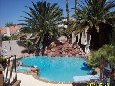 VacationsFRBO Las Vegas Vacation Rentals Property ID 30174 Luxury retreat in sunny Las Vegas