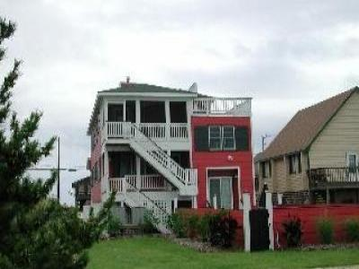 VacationsFRBO Kitty Hawk Vacation Rentals Property ID 31369 #368 The Painted Lady