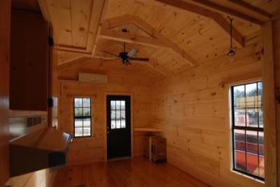 VacationsFRBO Asheville Vacation Rentals Property ID 31371 Lakeview Log Cabin rental