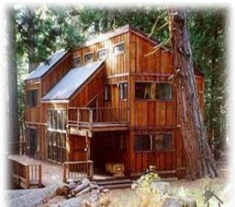 VacationsFRBO Arnold Vacation Rentals Property ID 31747 Big Trees Beauty Sleeps 8-13