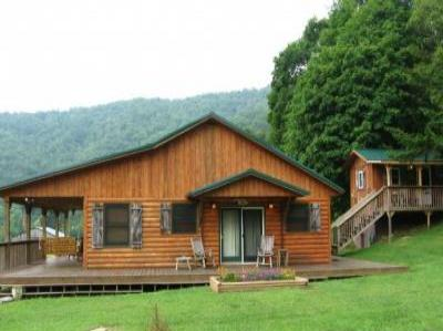 VacationsFRBO Whitetop Vacation Rentals Property ID 32208 Helton Creek Cabin