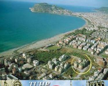 VacationsFRBO Alanya Vacation Rentals Property ID 32489 Oba-Saray complex Alanya