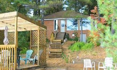 VacationsFRBO Muskoka Vacation Rentals Property ID 32759 Lake of Bays Cottage