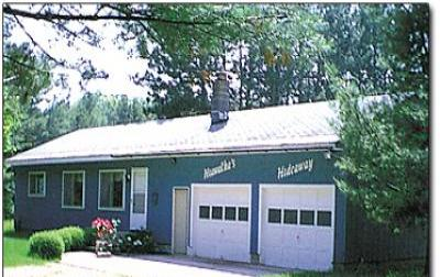 VacationsFRBO Munising Vacation Rentals Property ID 33145 Hiawatha`s Hideaway