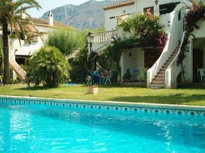 VacationsFRBO Denia Vacation Rentals Property ID 33212 Tropicana Park Denia: Costa Blanca