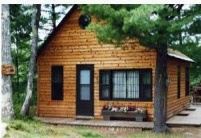 VacationsFRBO Au Train Vacation Rentals Property ID 33364 AUTRAIN  RIVER CABIN