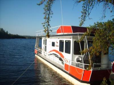 VacationsFRBO Babbitt Vacation Rentals Property ID 34153 Babbitt Houseboat Rental
