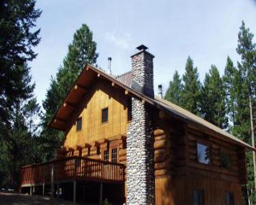 VacationsFRBO Seeley Lake Vacation Rentals Property ID 34451 Heritage Lodge