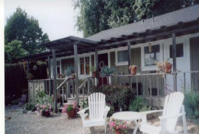 VacationsFRBO Santa Barbara Vacation Rentals Property ID 34588 Montecito Guest House / 2 BR