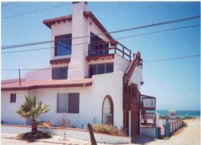VacationsFRBO Ensenada Vacation Rentals Property ID 35942 3 story beach house