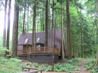 VacationsFRBO Mount Hood Vacation Rentals Property ID 35943 The Bear Den