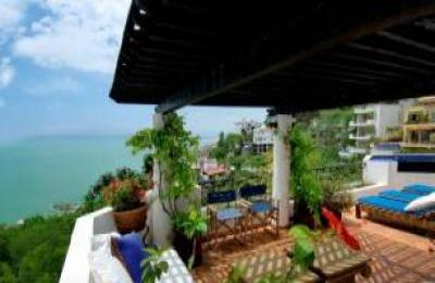 VacationsFRBO Puerto Vallarta Vacation Rentals Property ID 36200 Villa Caliente