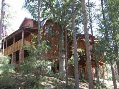 VacationsFRBO Prescott Vacation Rentals Property ID 36927 LOG CABIN / LODGE 5000+SF