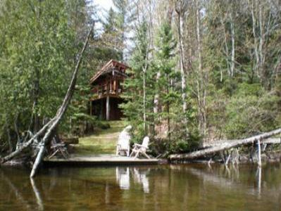 VacationsFRBO Brule Vacation Rentals Property ID 38452 Brule River Lodge