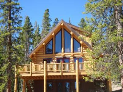 VacationsFRBO Fairplay Vacation Rentals Property ID 66980 The Fairplay Chalet vacation rental