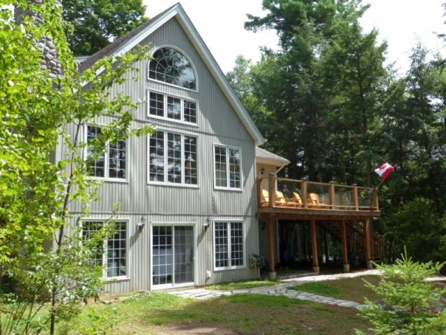 VacationsFRBO Haliburton Vacation Rentals Property ID 81156 Jones` Cottage - Kennisis Lake